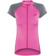 Protective Off Duty Bike Jersey Shortsleeve Women grey/pink